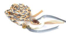 4 Charm Celtic Wedding Handfasting Cord ~ Divinity Braid ~ Tree Of Life