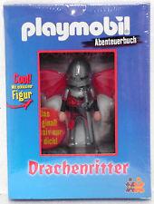 ABENTEUERBUCH DRACHENRITTER + EXCLUSIV RITTER Playmobil zu Burg Dragon OVP NEU !