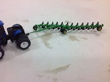 1/64 custom Green 12 bottom on-land plow by C&D