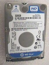 """320GB Western Digital WD3200LPVX 2.5"""" WD Blue 7mm slim SATA 6Gb/s Hard Drive"""