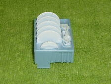 Fisher Price Loving Family Dollhouse Replacement Kitchen Dish Washer Dishes Tray