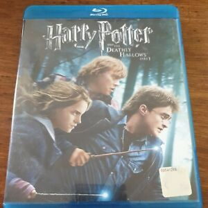 Harry Potter and the Deathly Hallows part 1 Bluray LIKE NEW! FREE POST