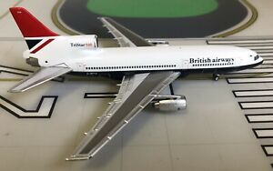 British Airways Lockheed L-1011-500 G-BFCA Negus 1/400 scale diecast Lockness
