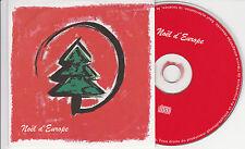 CD CARTONNE CARDSLEEVE NOEL D'EUROPE 10 TITRES DE NOEL EDITION NUMEROTE