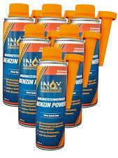 INOX Benzin Power Benzinsystem Additiv Kraftstoffsystempflege BP 6x 250 ml