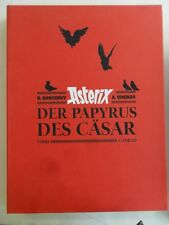 Asterix Band 36 Der Papyrus des Cäsar (Ferri Conrad, Uderzo) Luxusausgabe - TOP