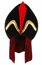 Disney Aladdin Jafar Costume Hat Villains Villain Adult Teen Cosplay LICENSED