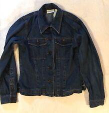 Liz Claiborne Denim Jacket Womens Size Small