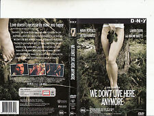 We Don't Live Here Anymore-2004-Mark Ruffalo-Movie-DVD
