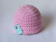 "OBE Newborn 0-3 Months Baby Beanie Hat Cap Color: ""Soft Pink"""