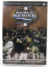 New SEaled DVD World Series 100th Anniversary 2003 MLB Baseball Marlins Yankees