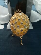 Faberge Imperial Coronation Egg limited edition by Neiman Marcus. Op $2995.00