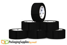"""Colored Carton Sealing Packing Tape 2"""" x110 yds 2 Mil Choose Your Colors & Rolls"""