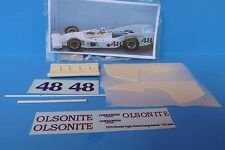 1/25TH 1974 AAR EAGLE ONTARIO TEST VERSION WING, INDY RESIN, USAC, CART