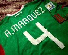 Jersey mexico adidas Rafael Marquez 2010 world cup WC10 (XL) green Barcelona