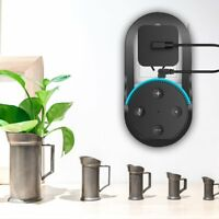 Echo Dot Wall Mount Stand Holder Stand for Amazon Alexa Echo Dot 2 Black