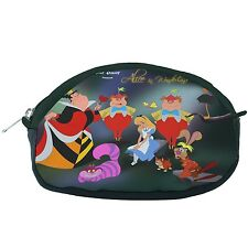 3219762f2a Alice In Wonderland Toiletry Bag Travel Case Cosmetic Make-Up Pouch p18  w0003