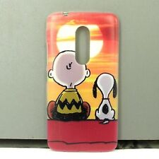 For ZTE Axon 7 Snoopy Phone Case Cover