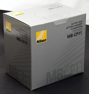 Nikon MB-CP11 Battery Hand-Grip for Coolpix 8800 Cameras - Brand New
