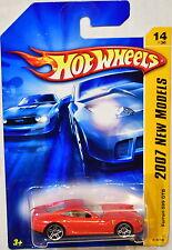 HOT WHEELS 2007 NEW MODELS FERRARI 599 GTB