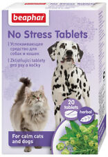 Sedative for dogs and cats-Beaphar No stress Tablets Dog/Cat, 20 tab.