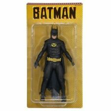 "Michael Keaton as Batman 25th Anniversary NECA 7"" Tall Action Figure NEW"