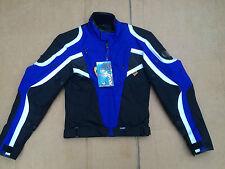 """FRANK THOMAS Textile Motorbike Motorcycle Jacket Size UK 30"""" to 32"""" Chest C20"""