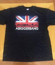 Rolling Stones Shirt 02 Arena London 2007  - M unworn unwashed Original