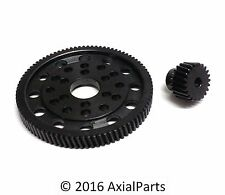 HD Hardened Steel Metal Spur Gear & Pinion Redcat Everest Maxstone Rock Crawler