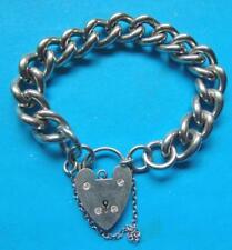 7ba0baa1f9f4 Caballeros pulsera de eslabones de cadena gruesa 6 1 2 pulgadas Peso 47  gramos