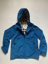 Burberry light jacket size 10Y boy, blue
