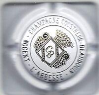 Capsule de champagne Coustheur-Beaudouin N°1