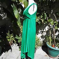 Vintage Anne Tyrrell Dress/Top 1960/70's Green