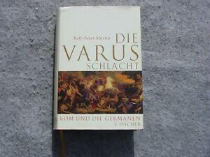 """"""" La Varusschlacht """"De Ralf-Peter Mackinnon (Relié)"""