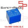 Rele 12v 10A SPDT - SRD-12VDC-SL-C - Arduino Electronica DIY REF2035