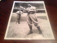 JIMMY FOXX 1938 BOSTON RED SOX PHOTO MLB BASEBALL HOF PHILADELPHIA ATHLETICS