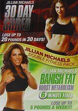 Jillian Michaels: 30 Day Shred / Banish Fat, Boost Metabolism DVD R2