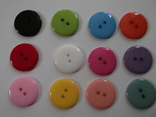 5 to 200 Large 23mm Clothes Sewing Buttons Scrapbook Craft - Buy 3 Get 1 FREE
