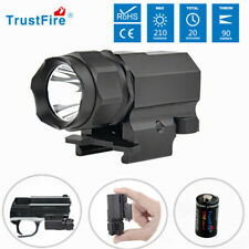 TrustFire Tactical P05 210LM Pistol Gun Flashlight Torch Mount Light For Glock