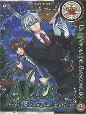 Manga - GP Publishing - Alice in Cloverland 2 - Nuovo - Sconto 25% !!!