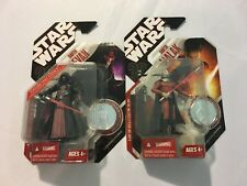 New Star Wars Darth Revan & Malak Knights of the Old Republic Action Figure 2007