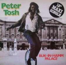 "Peter Tosh BukInHamm Palace 12"" Maxi Vinyl Schallplatte 122282"