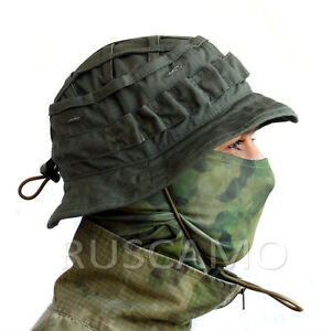 """Original Russian Boonie Hat """"Scout"""" (Olive)"""