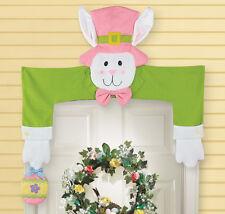 Easter Bunny Door Hugger Decor