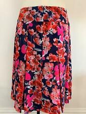 """Alannah Hill Women's Pink """"Fall in Love"""" Pleated Skirt 12 A14"""