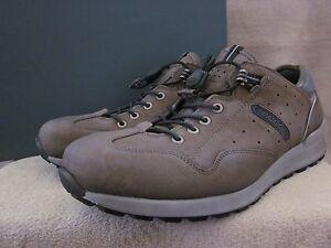 ECCO CS14 53854458737 Mens Leather Speedlace Shoes US 10 - 10.5 M EUR 44 NWB