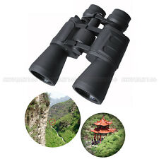 180x100 Zoom Day Night Vision Outdoor Travel Binoculars Hunting Telescope + Case