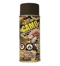 PLASTIDIP SPRAY CAMO MARRONE OPACO WRAPPING LIQUIDO