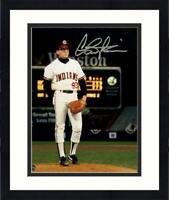 Framed Charlie Sheen Signed Major League 8x10 Photo Steiner Sports Certified