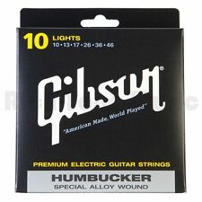 Gibson Electric Guitar Strings